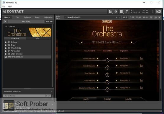 Sonuscore The Orchestra Direct Link Download-Softprober.com