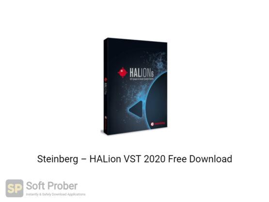 Steinberg – HALion VST 2020 Free Download-Softprober.com