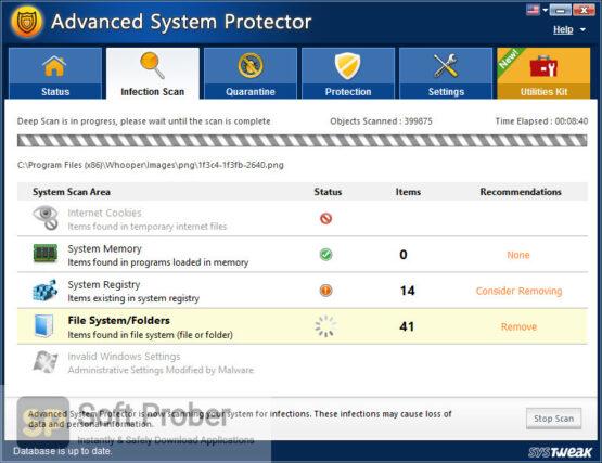 Systweak Advanced System Protector 2020 Latest Version Download-Softprober.com