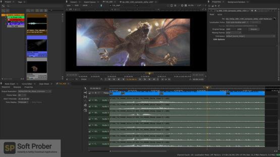 The Foundry Nuke Studio 2020 Latest Version Download-Softprober.com