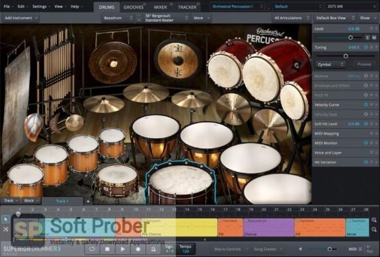 Toontrack Superior Drummer Direct Link Download-Softprober.com