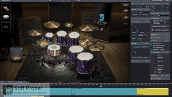 Toontrack Superior Drummer Offline Installer Download-Softprober.com