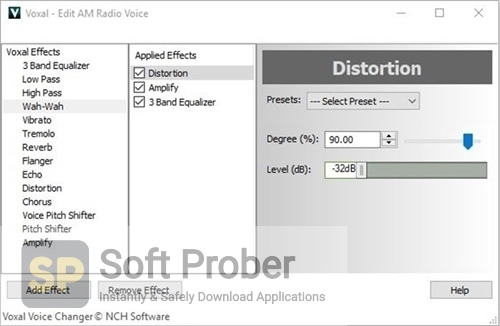 Voxal Voice Changer Latest Version Download-Softprober.com