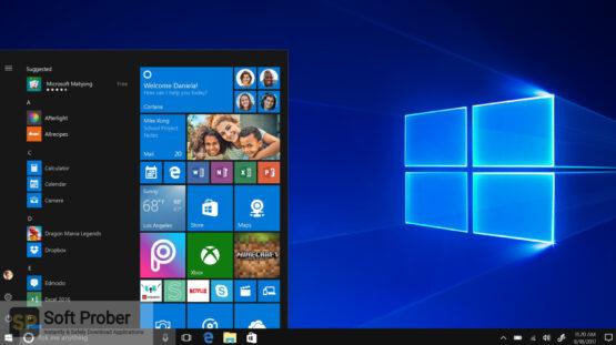 Windows 10 LITE x64 Version 2004 July 2020 Direct Link Download Softprober.com