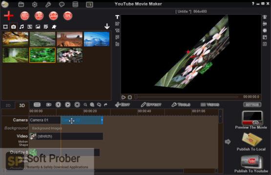 YouTube Movie Maker Platinum 2020 Latest Version Download-Softprober.com