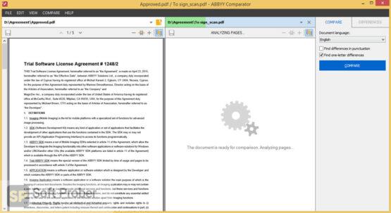 ABBYY Comparator 2020 Direct Link Download-Softprober.com