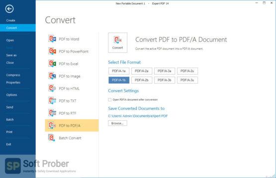 Avanquest eXpert PDF Ultimate 2020 Latest Version Download-Softprober.com