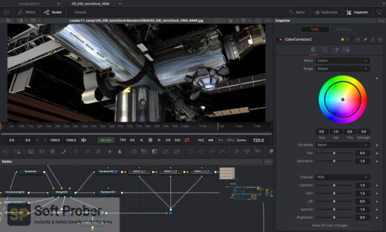 Blackmagic Design Fusion Studio 2020 Direct Link Download Softprober.com