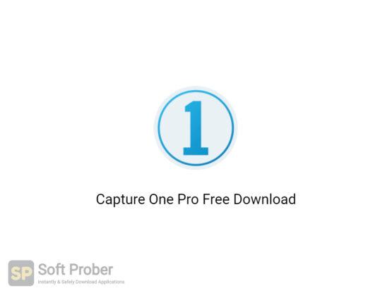 Capture One Pro 2020 Free Download-Softprober.com