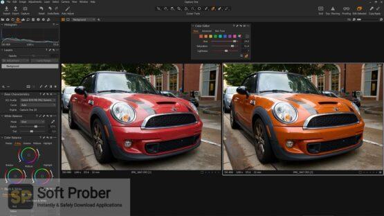 Capture One Pro 2020 Offline Installer Download-Softprober.com