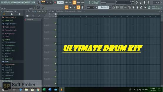 Cymatics Ultimate Drums Collection Bundle Direct Link Download-Softprober.com