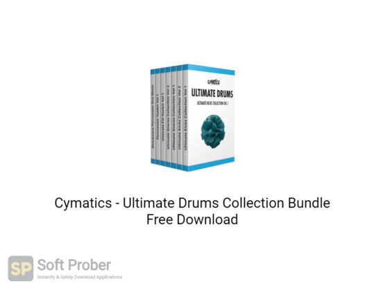 Cymatics Ultimate Drums Collection Bundle Free Download-Softprober.com