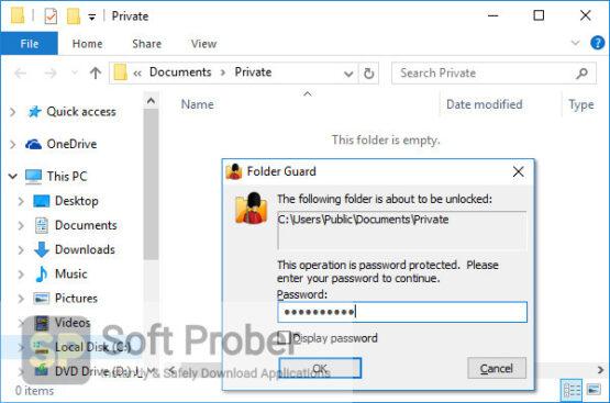 Folder Guard 2020 Offline Installer Download-Softprober.com