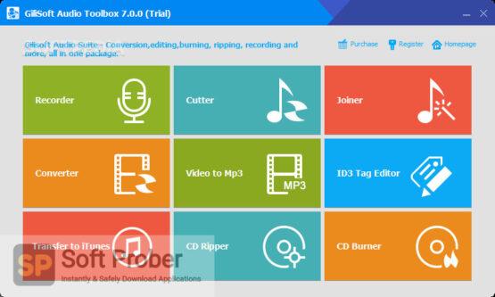 GiliSoft Audio Toolbox Suite 2020 Direct Link Download-Softprober.com
