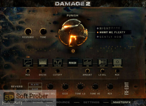 Heavyocity DAMAGE and DAMAGE 2 Direct Link Download-Softprober.com