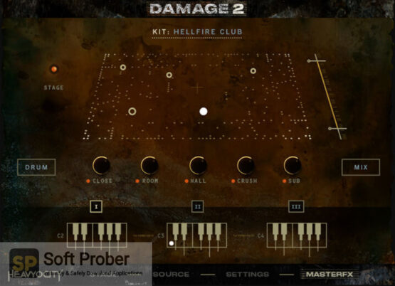 Heavyocity DAMAGE and DAMAGE 2 Latest Version Download-Softprober.com