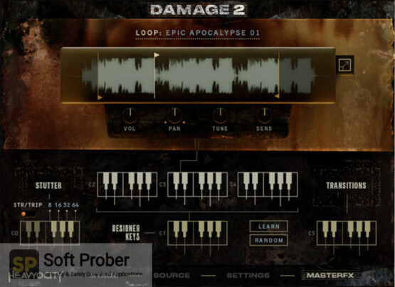 Heavyocity DAMAGE and DAMAGE 2 Offline Installer Download-Softprober.com