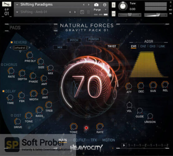 Heavyocity NATURAL FORCES Direct Link Download-Softprober.com