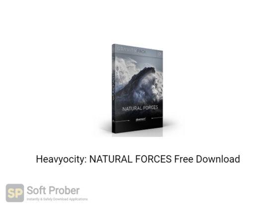 Heavyocity NATURAL FORCES Free Download-Softprober.com