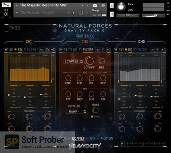 Heavyocity NATURAL FORCES Latest Version Download-Softprober.com