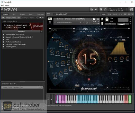 Heavyocity Scoring Guitars 2 Direct Link Download-Softprober.com