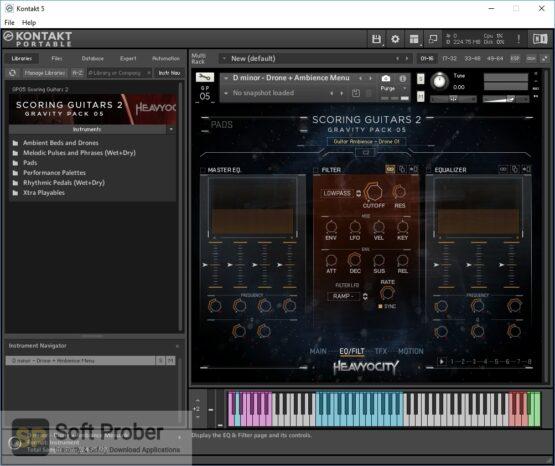 Heavyocity Scoring Guitars 2 Latest Version Download-Softprober.com