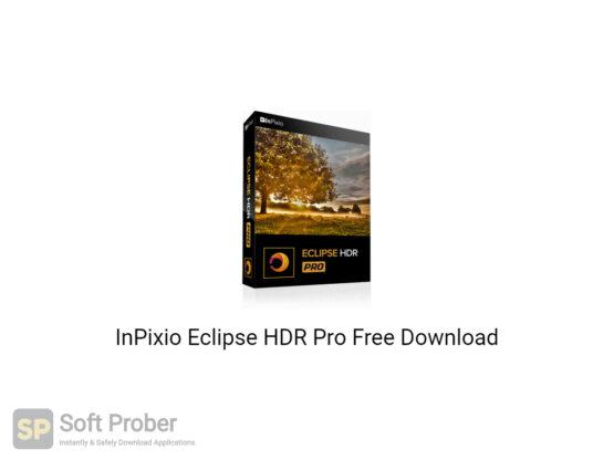 InPixio Eclipse HDR Pro 2020 Free Download-Softprober.com
