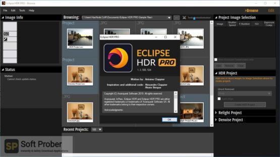 InPixio Eclipse HDR Pro 2020 Offline Installer Download-Softprober.com