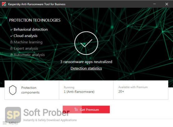 Kaspersky Anti Ransomware Tool 2020 Direct Link Download-Softprober.com