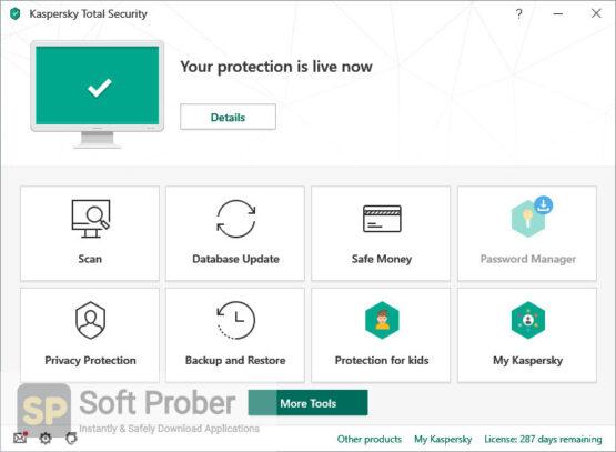 Kaspersky Total Security 2021 Direct Link Download-Softprober.com