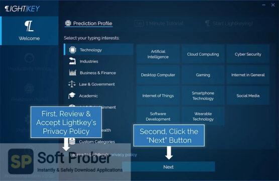 Lightkey Professional 2020 Direct Link Download-Softprober.com