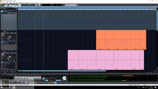 MAGIX Samplitude Music Studio 2021 Direct Link Download-Softprober.com