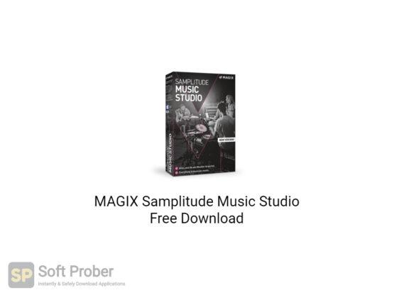 MAGIX Samplitude Music Studio 2021 Free Download-Softprober.com