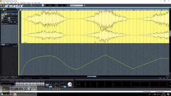 MAGIX Samplitude Music Studio 2021 Latest Version Download-Softprober.com