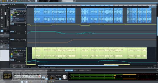 MAGIX Samplitude Music Studio 2021 Offline Installer Download-Softprober.com