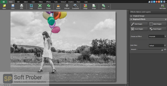 NCH PhotoPad Image Editor Professional 2020 Latest Version Download-Softprober.com