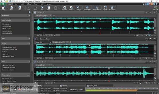 NCH WavePad 2020 Direct Link Download-Softprober.com
