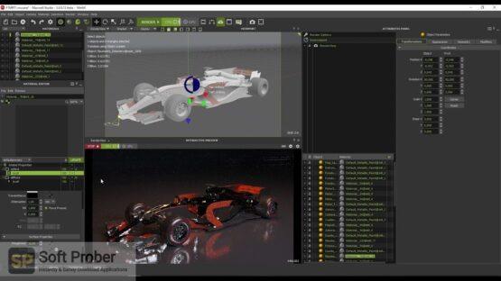NextLimit Maxwell 5 For Maya Latest Version Download-Softprober.com