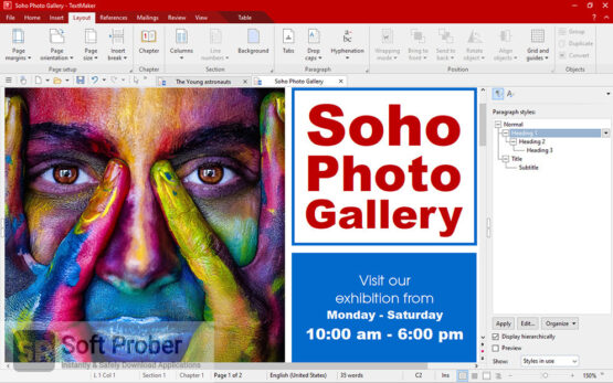 SoftMaker Office Professional 2021 Direct Link Download-Softprober.com