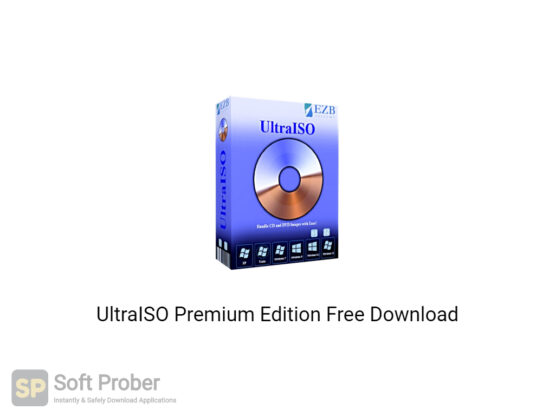 UltraISO Premium Edition 2020 Free Download-Softprober.com
