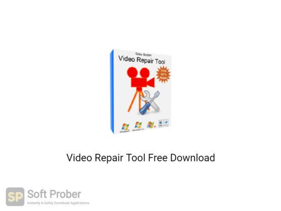 Video Repair Tool 2020 Free Download-Softprober.com