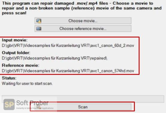 Video Repair Tool 2020 Latest Version Download-Softprober.com