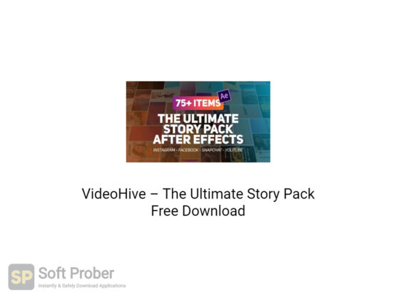 VideoHive – The Ultimate Story Pack Free Download-Softprober.com