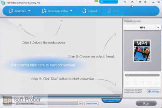 WonderFox HD Video Converter Factory Pro 2020 Direct Link Download-Softprober.com