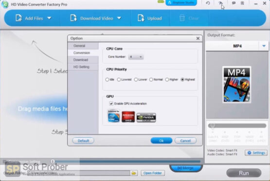 WonderFox HD Video Converter Factory Pro 2020 Offline Installer Download-Softprober.com