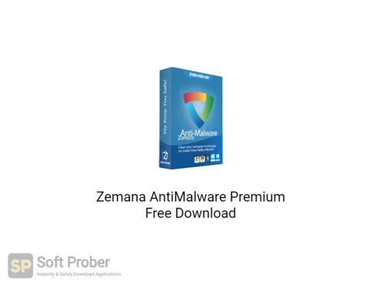 Zemana AntiMalware Premium 2020 Free Download-Softprober.com