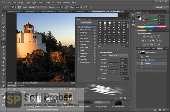 Adobe Photoshop 2021 Offline Installer Download-Softprober.com