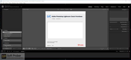 Adobe Photoshop Lightroom Classic 2021 Offline Installer Download-Softprober.com