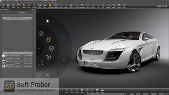 Autodesk VRED Design 2021 Direct Link Download-Softprober.com
