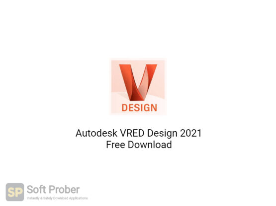 Autodesk VRED Design 2021 Free Download-Softprober.com